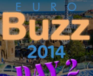 EuroBuzz 2014: segundo día